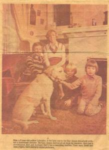 Annen family in Milwaukee