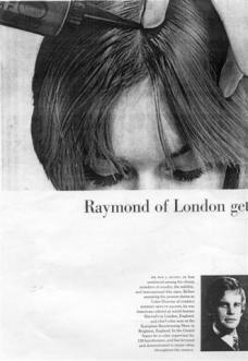 Raymond\'s expert color advice