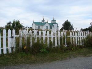 Russian Orthodox Church in Ninilchik